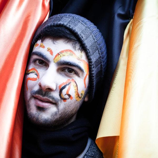 Scampia – Il Carnevale – 2012