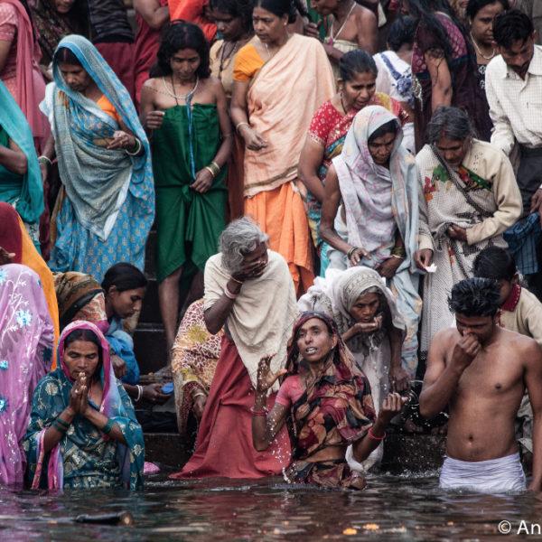 Varanasi & Agra – 2013